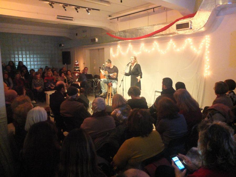 Φωτογραφία από Συναυλία με την Ρίτα Αντωνοπούλου και τον Μανώλη Ανδρουλιδάκη