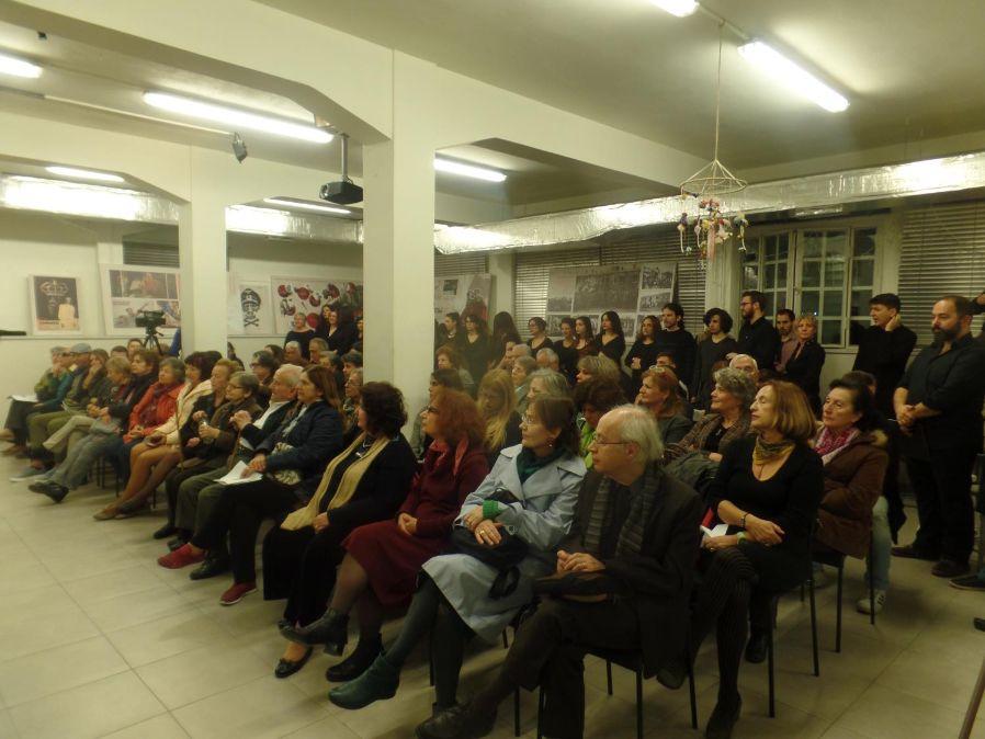 Φωτογραφία από Πολιτιστική εκδήλωση με το πανεπιστήμιο Παντείου