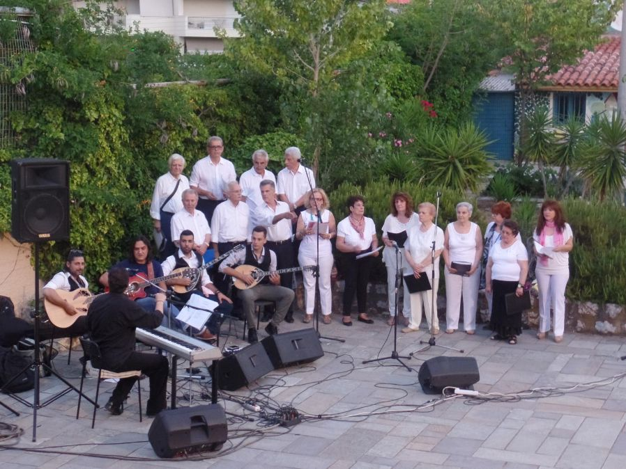 Φωτογραφία από Εκδήλωση για τον Ζαμπέτα