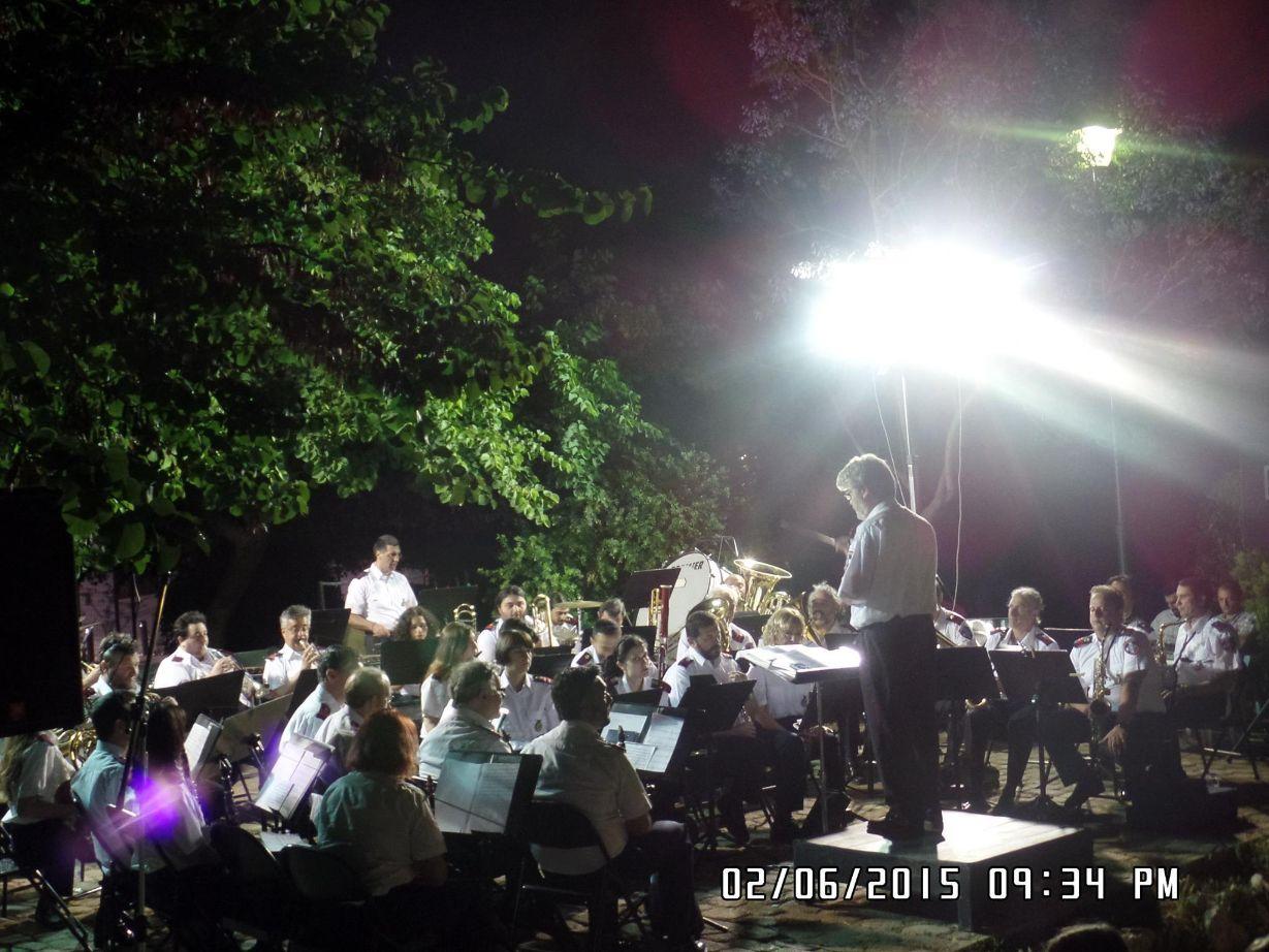 Φωτογραφία από Εκδήλωση στο πάρκο ΚΑΠΑΨ σε συνεργασία συλλόγου με την φιλαρμονική του Δήμου Αθηναίων